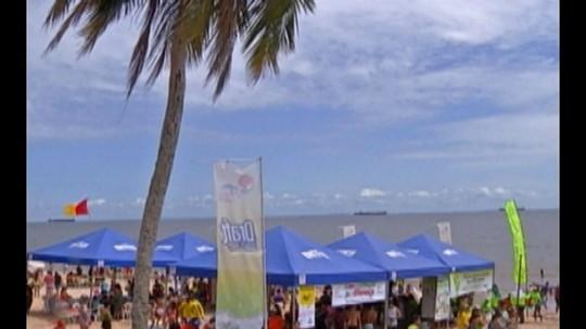 Projeto 'Minha Praia' chega à praia do Atalaia, em Salinas