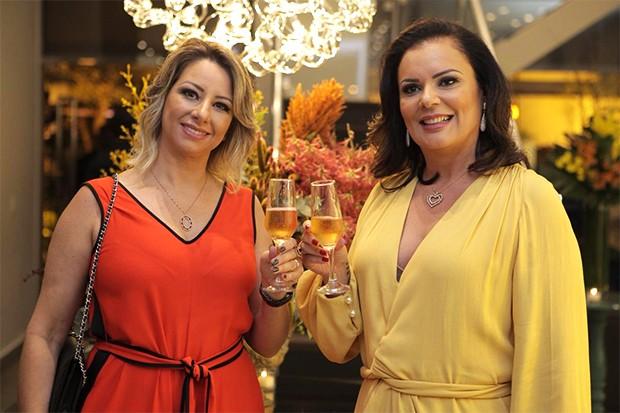 As sócias Adriane Bramante e Andreia Bessa (Foto: Divulgação)