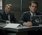 Holt McCallany e Jonathan Groff em 'Mindhunter' | Patrick Harbron/Netflix