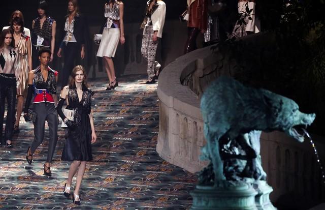Louis Vuitton (Foto: Antonio Barros)