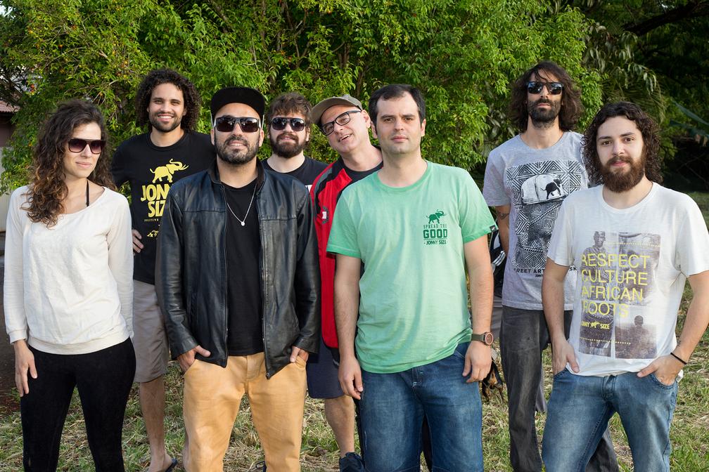 Banda de reggae Mama Quilla se apresenta em Londrina nesta sexta-feira (29) (Foto: Divulgação)