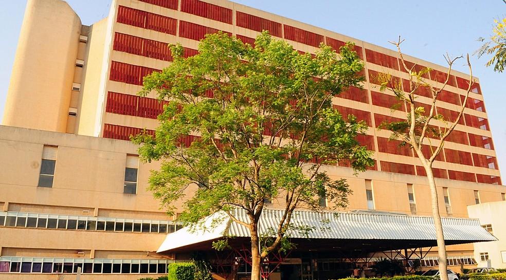 Hospital Regional em Campo Grande é a referência em MS para o atendimento a pacientes com o coronavírus  Foto: Edemir Rodrigues/Subsecom