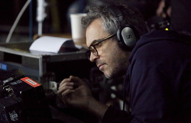 Alfonso Cuarón (Foto: Rex Features)