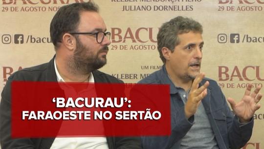 'Bacurau' retrata contradições em faroeste no sertão com crítica à cultura de armas, diz diretor