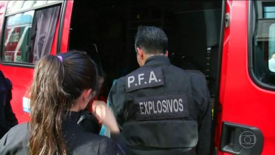Onda de ameaças de bomba assolam a Argentina