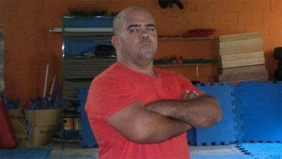 Professor de jiu-jitsu tinha 39 anos — Foto: Inter TV Cabugi/Reprodução