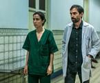 Cena da nova temporada de 'Sob pressão' | TV Globo