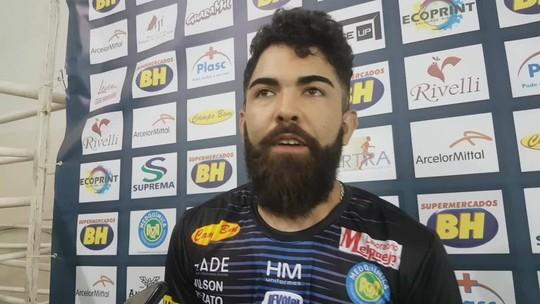 """Levantador do JF Vôlei vê Superliga B forte, mas garante: """"Investimento quer dizer nada"""""""