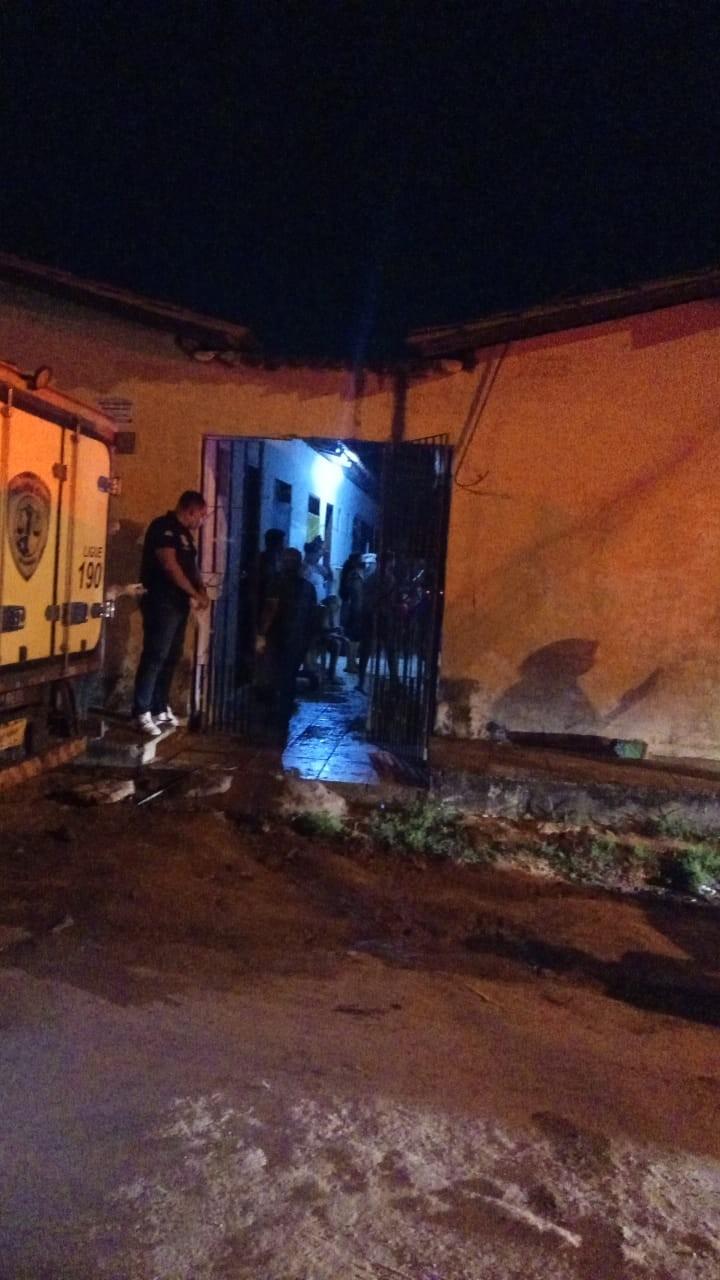 Pais saem para comprar cigarro, casa pega fogo e criança morre carbonizada em São Luís