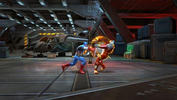 Novo jogo traz heróis da Marvel em um campeonato de luta (Foto: Divulgação)