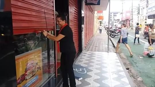 Apagão deixou cidades do PI sem energia até 22h e causou falta de água