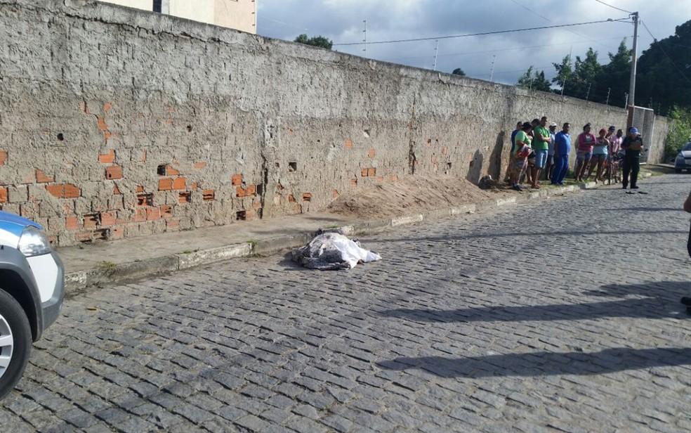 Morte ocorreu na tarde de quinta-feira, no bairro Campo Limpo — Foto: Divulgação/ Polícia Civil