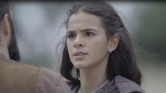 Constantino ameaça matar Catarina