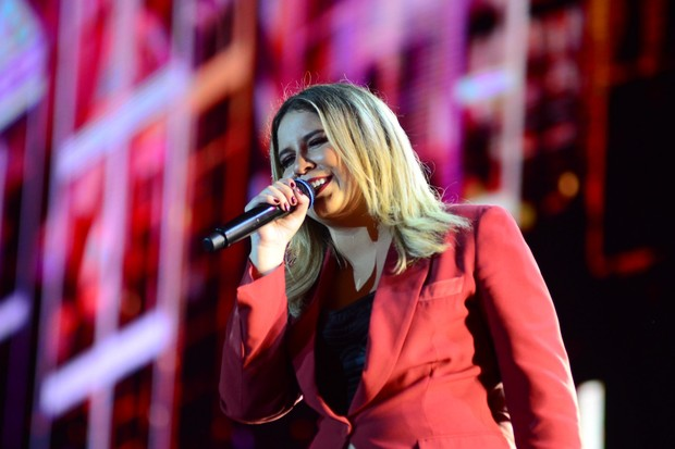 Marília Mendonça  (Foto: Webert Belício/Agnews)