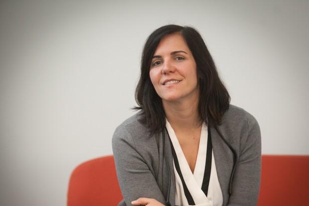 Karina Mônaco, head de comunicação e inteligência de mercado para agronegócios da BASF na America Latina (Foto: Divulgação )