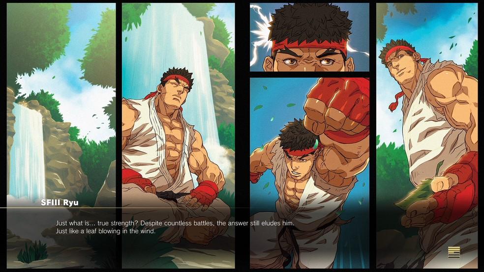 Mais de 200 novas ilustrações farão parte dos finais do modo Arcade de SF5 (Foto: Divulgação/Capcom)