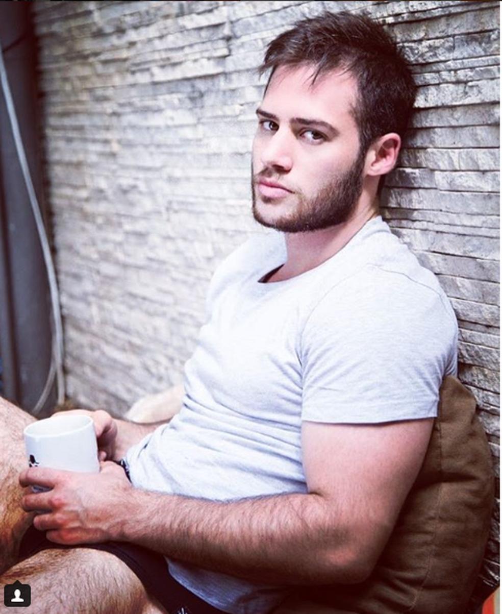 Paulo é investigador da Polícia Civil desde abril (Foto: Reprodução/Instagram)