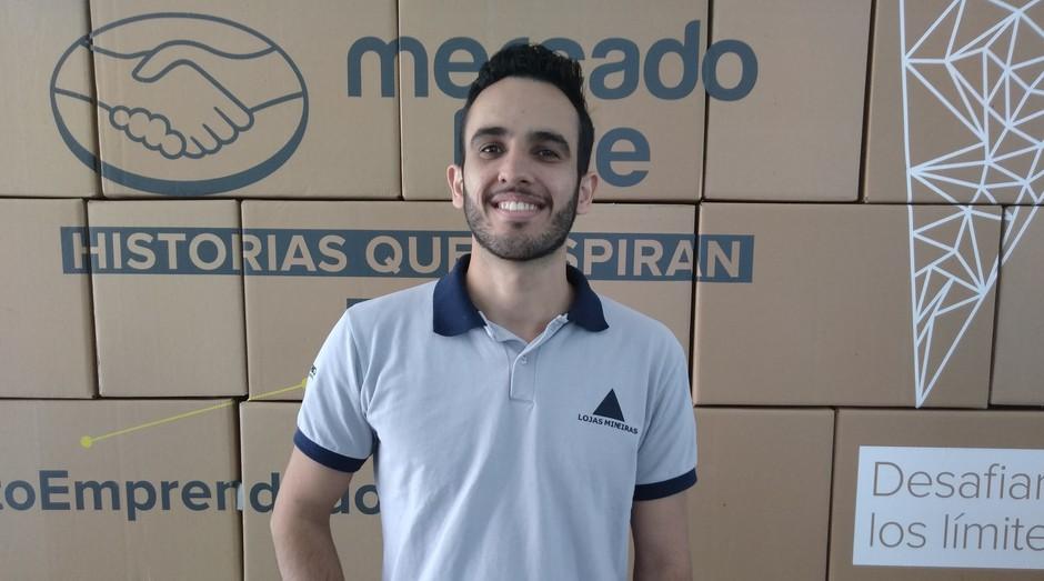 Raul Tavares Prado, da Lojas Mineiras (Foto: Divulgação)