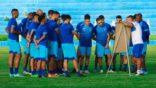 Foto: (Mac Cavalcante/GloboEsporte.com)