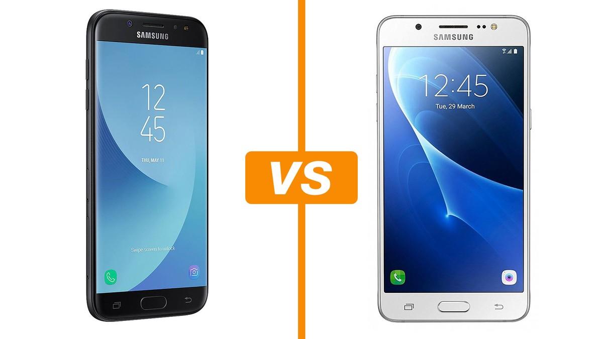 0359c9fb4 Galaxy J5 Pro vs Galaxy J5 Metal  o que muda entre os celulares da Samsung