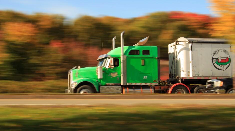 caminhão (Foto: Reprodução/Pexels)