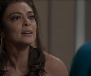 Juliana Paes, a Carolina de 'Totalmente demais' | Reprodução