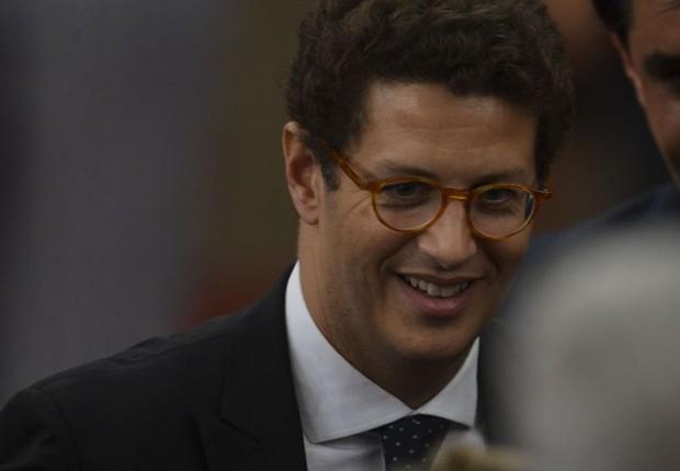 Ricardo Salles, o ministro do Meio Ambiente de Bolsonaro (Foto: Valter Campanato/Agência Brasil)