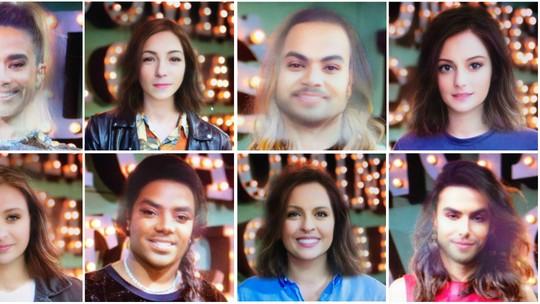 Veja como seriam os participantes do 'Show dos Famosos' em sua versão no sexo oposto