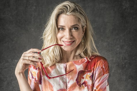 Letícia Spiller é Marilda (Foto: TV Globo)