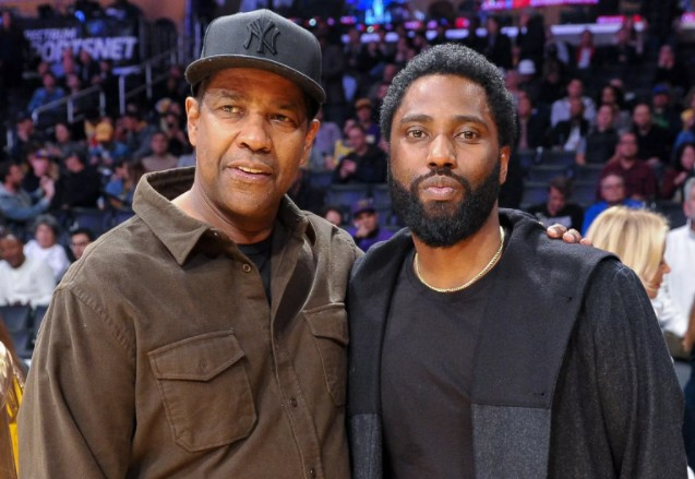 Denzel Washington e John David Washington (Foto: Getty Images)