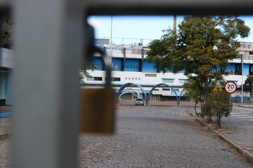 Estádio Olímpico Grêmio Porto Alegre — Foto: Eduardo Moura/Globoesporte.com