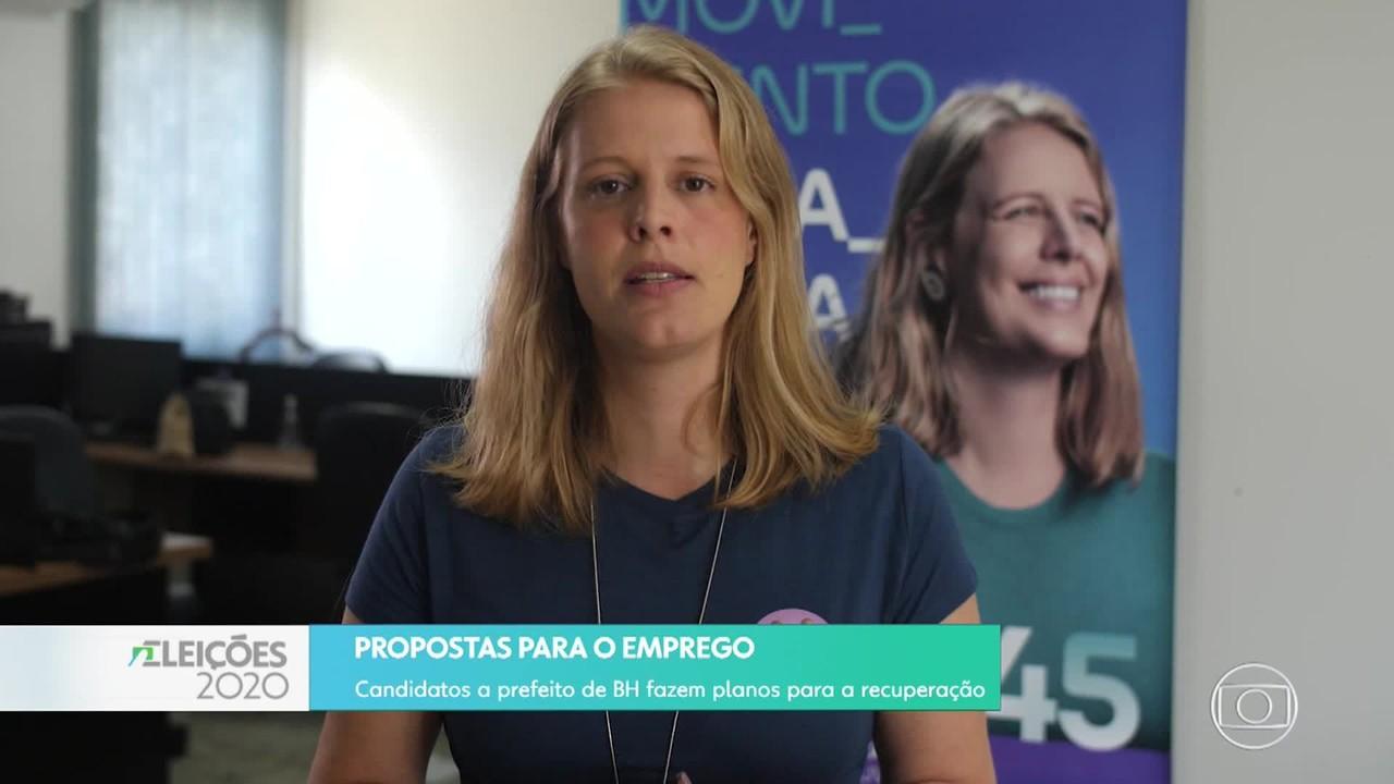 Luisa Barreto (PSDB) fala sobre geração de empregos