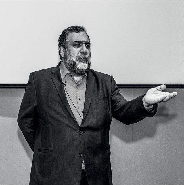 """Para o investidor e empreendedor social Vardanyan, """"apenas intenção não basta"""" (Foto: Paulo Marcio)"""