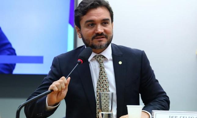 O deputado federal Celso Sabino