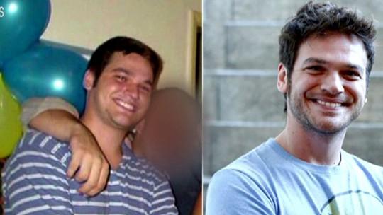 Emilio Dantas já chegou a pesar mais de 100 quilos e emagreceu por causa de uma paixão