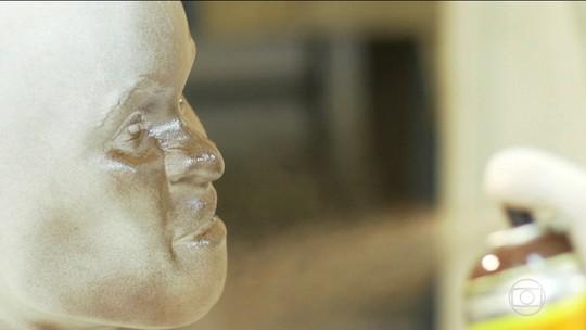 Pesquisadores recriam parte do acervo do Museu Nacional