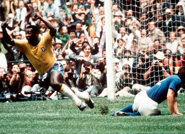 Pelé (Foto: Divulgação/History Channel)