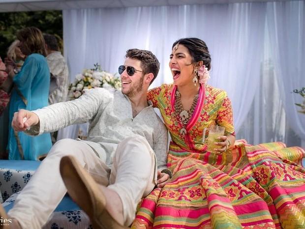 Resultado de imagem para nick jonas e priyanka chopra casamento