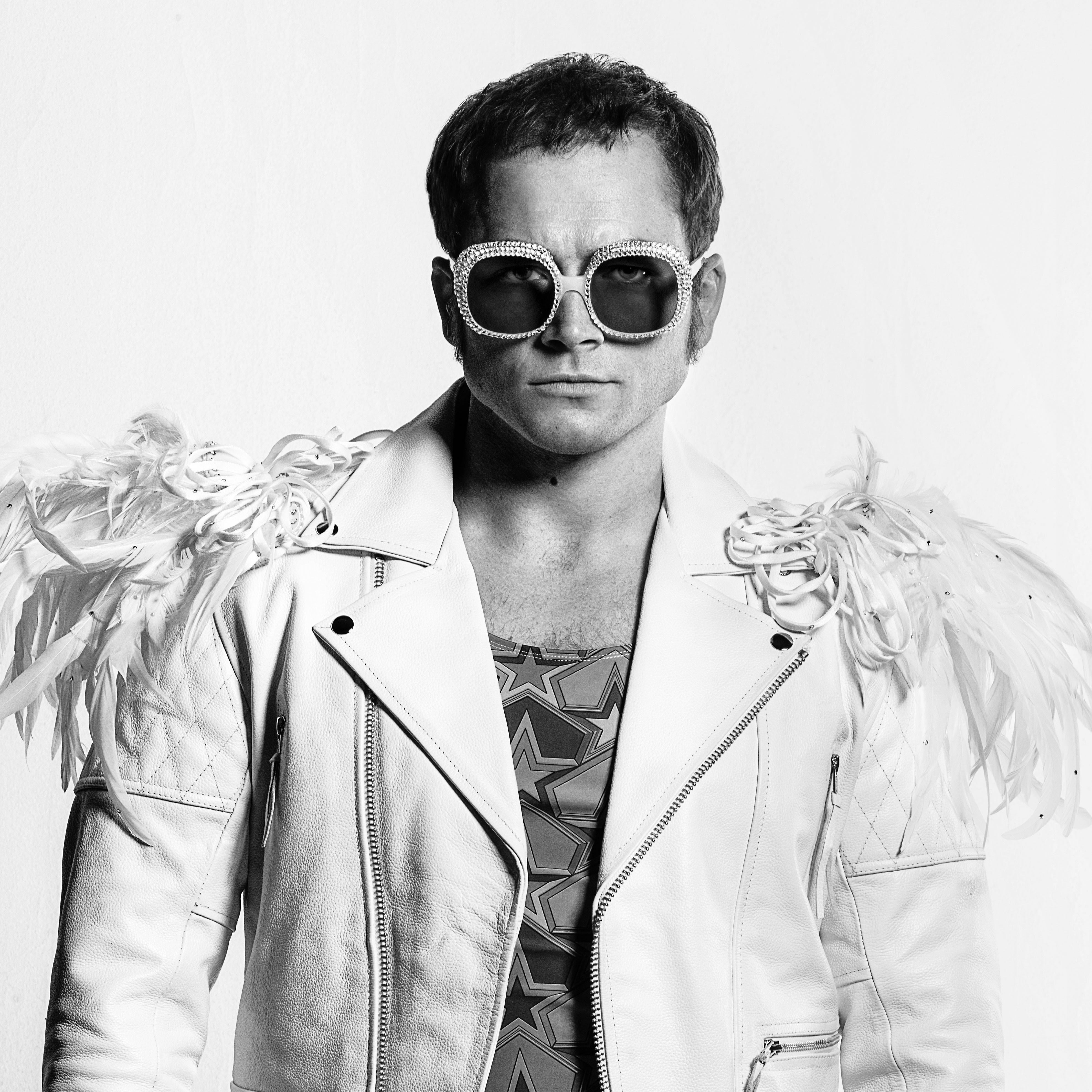 Equipe de 'Rocketman', sobre Elton John, agradece comparações com 'Bohemian Rhapsody' - Noticias