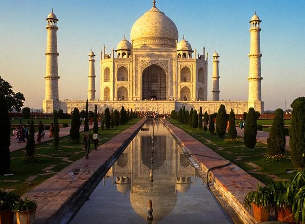 Taj Mahal (Foto: Reprodução/Nat Geo)