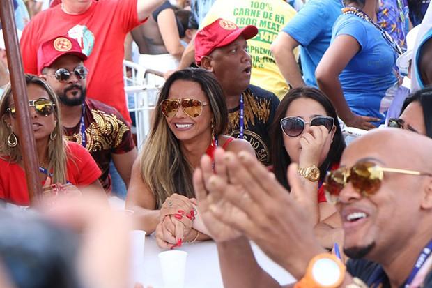 Viviane Araújo (Foto: Daniel Pinheiro/AgNews )