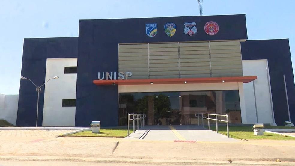 Caso foi registrado na Unisp de Ji-Paraná.  — Foto: Reprodução/Rede Amazônica
