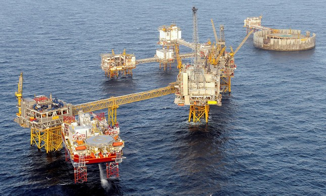 Campo de petróleo de Ekofisk, Noruega