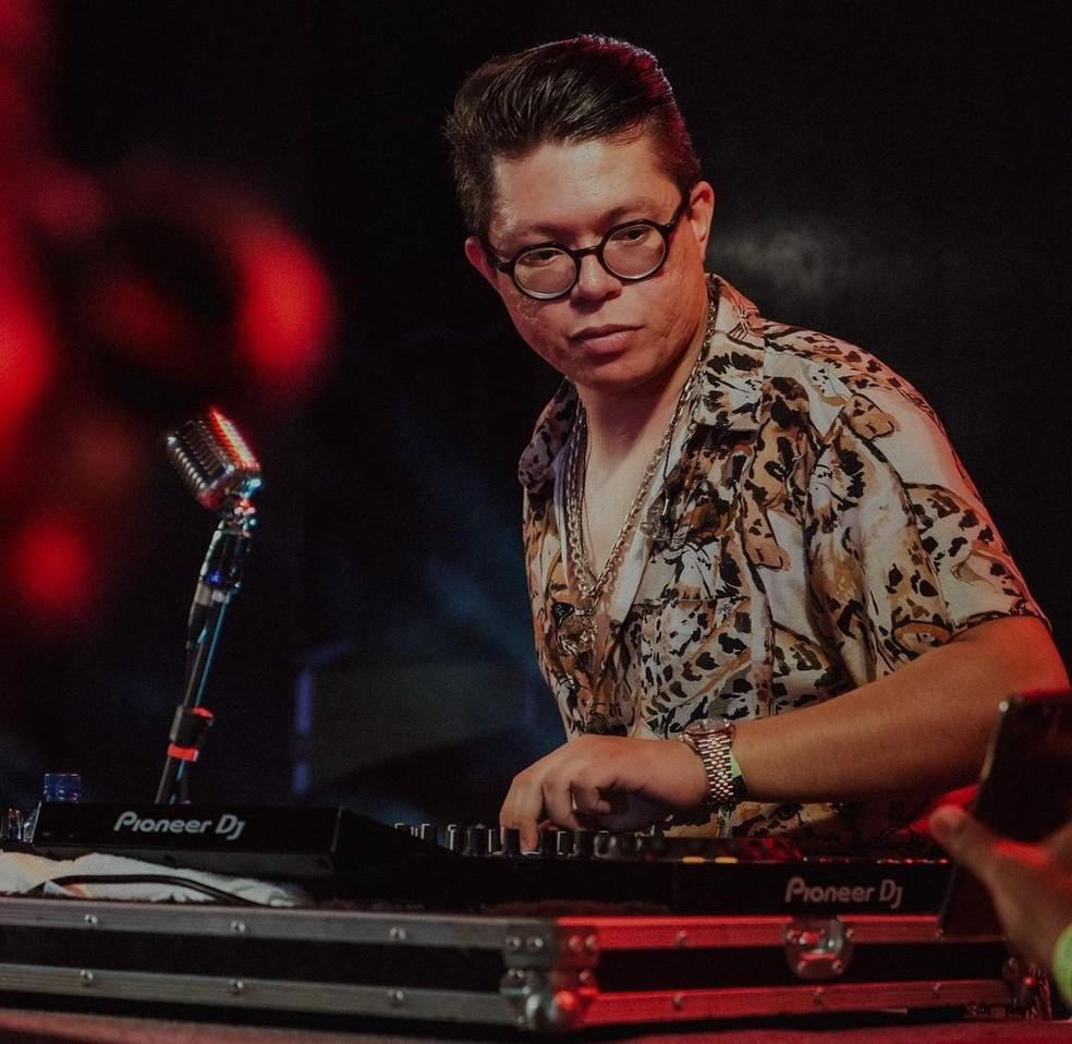 DJ Ivis lançou de  — Foto: Reprodução/Instagram/DJIvis