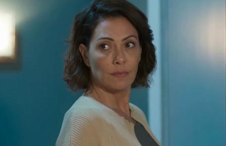 Na quinta-feira (17), Nana descobrirá que está grávida TV Globo