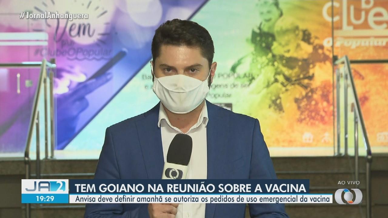 Reunião na Anvisa vai analisar pedidos de uso emergencial de vacinas contra a Covid-19