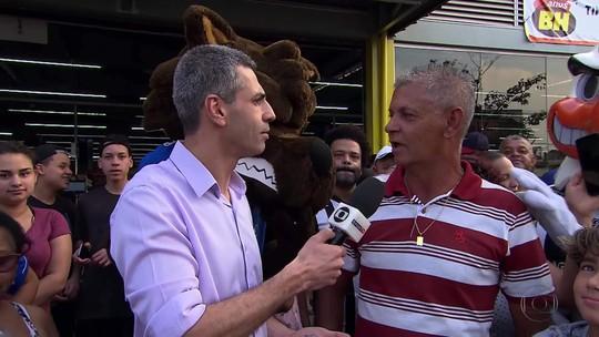 Bola & Viola: torcedores confiam na classificação do Atlético-MG e na volta por cima do Cruzeiro
