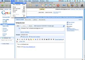 Interfață pentru planul poștal