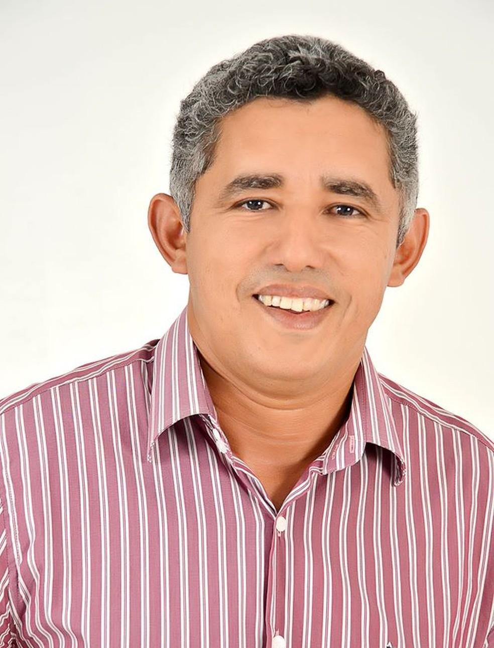 Cleiton Cardoso foi reeleito para novo mandato como deputado estadual — Foto: Divulgação