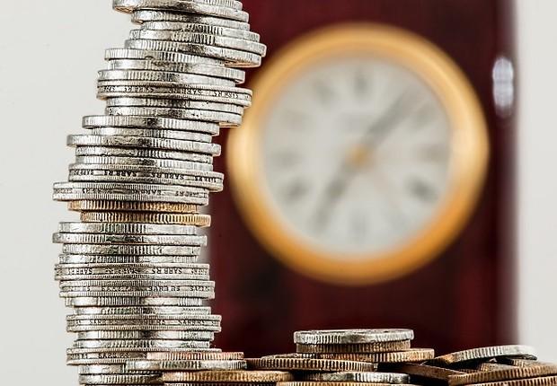 Tempo; dinheiro; relógio; produtividade (Foto: Pexels)